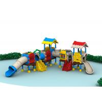 Wholesale Plastic Outdoor Playground Equipment Outside Play Sets Complete Safety Protection from china suppliers