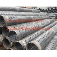Wholesale Slotted Pipes from manufacture from china suppliers