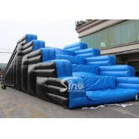 Wholesale Outdoor running N jumping inflatable 5K obstacle course for adults from Guangzhou factory from china suppliers