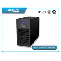 Buy cheap High Frequency Online UPS 6Kva and 10Kva with Three Level Inverter tech and low price from Wholesalers