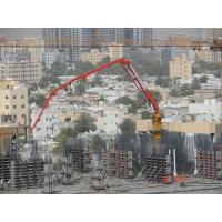 Wholesale 4 Sections Boom Stationary Concrete Placing Boom Φ133×4 Delivery Pipe Dimension from china suppliers