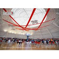 China Diameter 60m Huge Steel Dome Half Sphere Tent For Outdoor Event Sports on sale