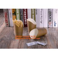 Wholesale 12oz Fine workmanship flexo printing custom design double Kraft paper cup from china suppliers