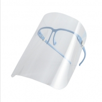 Wholesale Anti Saliva High Definition Safety Visor Face Shield from china suppliers