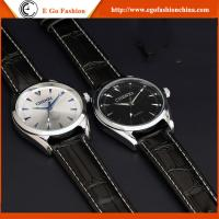 Wholesale 006A2 Roman Number OEM Watches Unisex High Quality Genuine Leather Watch Man Woman Watches from china suppliers