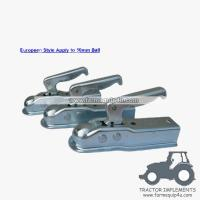 Wholesale European style hitch kit apply to 50mm ball used for car trailer coupler from china suppliers