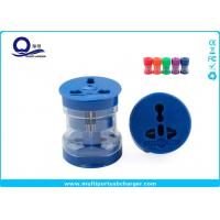 Multi Usb Port Charger AC USB Power Adapter Socket 4 In 1 Transparent Color for sale