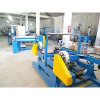 China 1- 4 Cores Cable Manufacturing Machine , PVC Cable Extrusion Line for sale