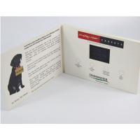 Wholesale Electronic Gifts Lcd Video Postcard With 10.1 Inch Screen / Lcd Video Booklet from china suppliers