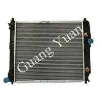 Wholesale Daewoo Aluminum Heat Exchanger Radiator With Water Temperature Sensor DPI 2774 96536524 from china suppliers