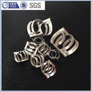China metal conjugate ring random packing on sale