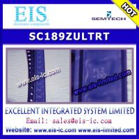 Wholesale SC189ZULTRT - SEMTECH - 2.5MHz, 1.5A Synchronous Step Down Regulator from china suppliers