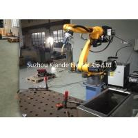 Wholesale Automatic copper Welding robot arm/robotic welding machine tig mig welding from china suppliers