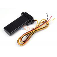 Wholesale Anti - theft Tacking Car GPS Tracker Device With External Power Cut Alarm from china suppliers