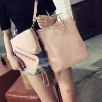 Wholesale Fashion Style Elegant Women Bags Cheap PU Leather Handbags Lady Tote Bags with Custom Logo 2018 from china suppliers