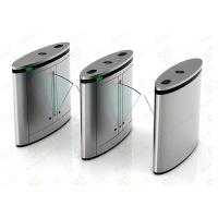 Wholesale OEM Access Control Automatic Turnstiles Flap Or Wing Barrier For Metro from china suppliers