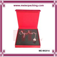 Wholesale book shape magnetic gift box/paper jewelry gift box ME-MG014 from china suppliers