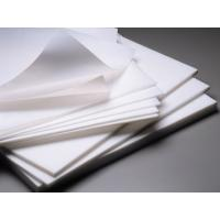 Wholesale Valve PTFE Teflon Sheet / PTFE Sheet High Density 2.1 - 2.3 g/cm³ from china suppliers