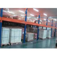 Wholesale Durable High Density Industrial Mezzanine Floors With Single / Multi Level from china suppliers