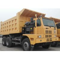 China SINOTRUK HOWO 6x4 Mining Dump Truck With 371HP Used In Mining Sites on sale