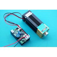 Quality 445/450nm 4W Blue Beam Laser Module (NDB7A75)With TTL Modulation For Laser Stage for sale