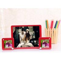 Wholesale Red acrylic 8x10 photo frame from china suppliers
