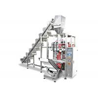 Wholesale High Speed Vertical Form Fill Seal Machine With Multi Head Weigher Auger Filler from china suppliers