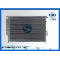 Wholesale 100% Aluminum Diesel Performance RadiatorBMW E30-82 High Heat Transfer from china suppliers