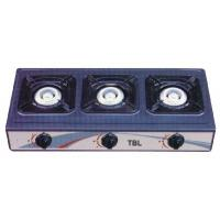 Wholesale TOTA three burner stainless steel table gas stove from china suppliers