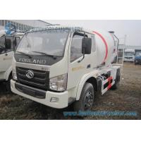 China Forland Times Kingkong Small Concrete Mixers 6 Wheeler Cement Mix Truck 3 M3 on sale