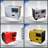 Lightweight  Portable Backup Generator B Insulation Class 5.7 Kw Rated Power for sale
