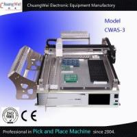Buy cheap Vibration Feeder Pick And Place Machine Flexible Pcb Positioning Function from wholesalers
