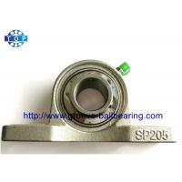 China Two Bolts Pillow Block Bearing SUCP205 Stainless Steel Insert Ball Bearing SUC205 on sale