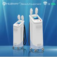Buy cheap Professional SHR Hair Removal Machine / IPL Hair Removal Machine for clinic for sale from Wholesalers