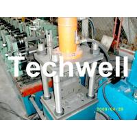 Wholesale HRC, CRC, GI, 1.5 - 3.0mm Thickness U Profile / Section Roll Forming Machine TW-U100 from china suppliers