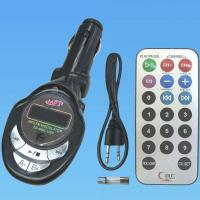 Wholesale Fm Transmitter Car MP3 Fm Modulator (23A) from china suppliers