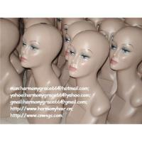 China Mannequin head on sale