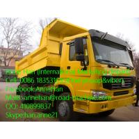 Wholesale SINOTRUCK HOWO7 Old Face 4x2 20T Dump Truck With 12.00R20 Tire and Middle lifting from china suppliers