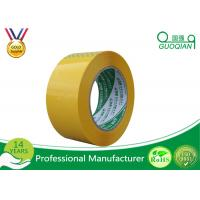 Wholesale Pressure Senditive Coloured Packaging Tape 11 mm - 288 mm Yellow Bopp Packing Tape from china suppliers
