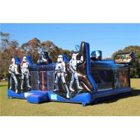 Wholesale Fire Retardant Star Wars Inflatable Bouncer Jumping Castle With Customized Size from china suppliers