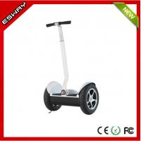 Wholesale Esway ES1402 Transportation Speed 18km/h Smart Balance Electric Scooter(white) from china suppliers