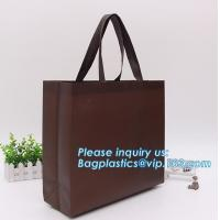 Buy cheap Favorable price new design fashion style colorful handled pp non woven bag , non from wholesalers