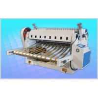Buy cheap NC Computer-control Rotary Sheeter, Paper Roll to Sheet Slitting + Cutting from wholesalers