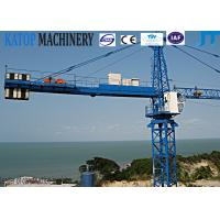Buy cheap 2t tip load QTZ100(5020) fixed Tower Crane for construction site from wholesalers