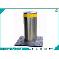 Wholesale Security Automatic Bollard Systems Hydraulic Reflective Semi Auto Traffic Barriers from china suppliers