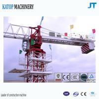 Wholesale Topless tower crane 6t load TC5610 falt top tower crane for sale from china suppliers