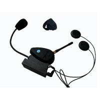 Wholesale Motorcycle Helmet Headsets Intercom Bluetooth Handsfree Kit from china suppliers