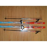 Buy cheap Kids Crosscountry ski sets with Kaby ski bindings, ski poles from Wholesalers