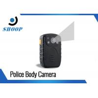 Quality 3000mAh 1296P / 1080P Police Wearing Body Cameras , IR Small Night Vision Body Camera for sale