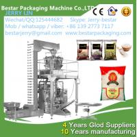 Wholesale 2016 New design BSTV-420/520/720AZ Automatic rice/peanuts packet packing machine from china suppliers
